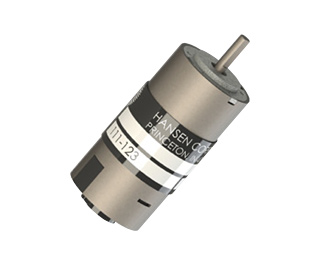 Hansen PMDC Brush Motors