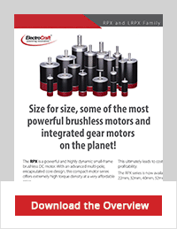 Download the RPX and LRPX BLDC Motors Quick Overview