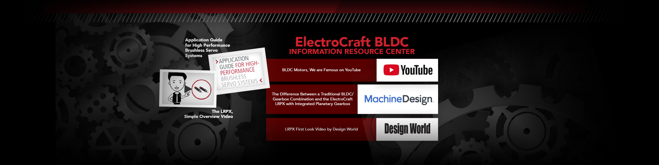 ElectroCraft BLDC Information Resource Center