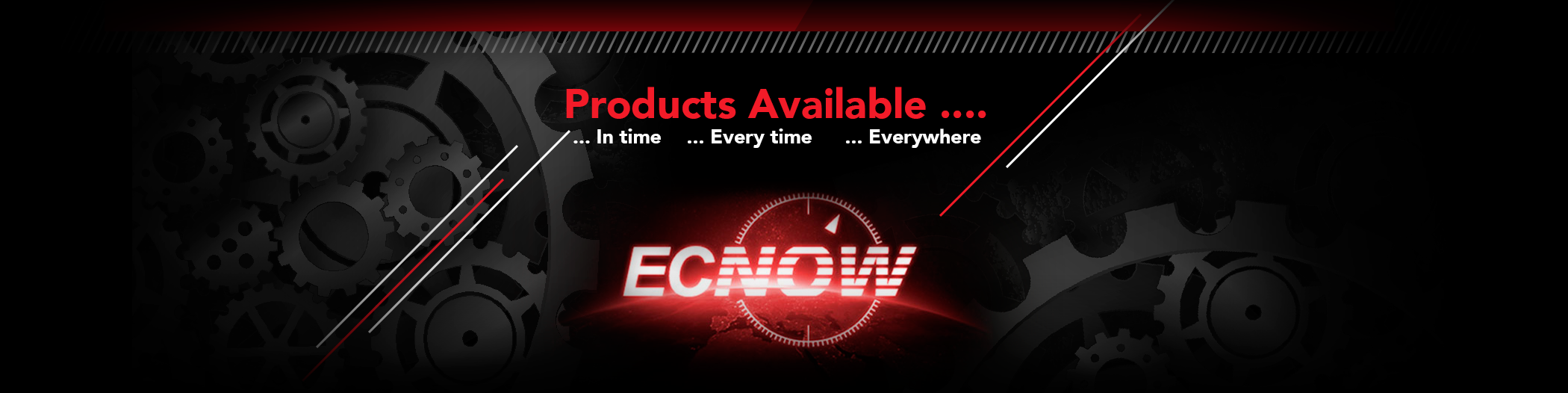 ECNOW: Products available in time, every time, everywhere.