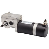 MP24: Industrial 4-pole BLDC motor
