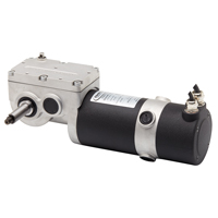 MP26: Industrial 4-pole PMDC motor