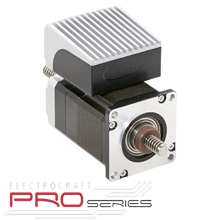 ElectroCraft : PRO Series Integrated Motor Drive