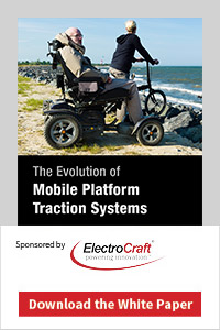 The evolution of mobile platform traction- systems