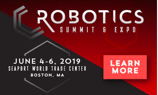 2019 Robotics Summit and Expo - Learn More